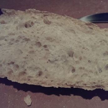 Okay crumb structure