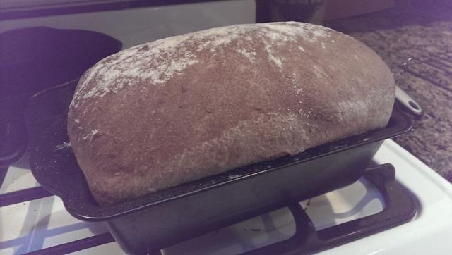 50% Whole wheat sandwichbread