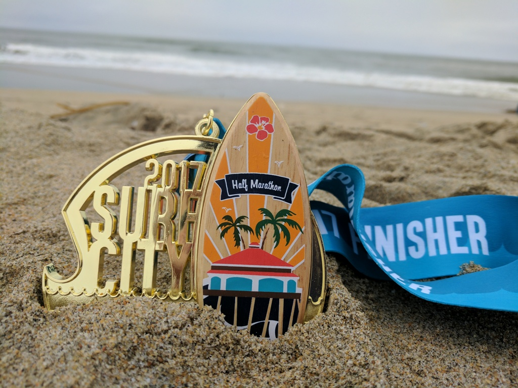 Huntington Beach Surf City Marathon