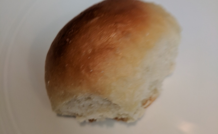Parker House rolls (my variation)