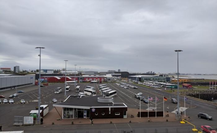 Cruise – Day 7 (Reykjavik,Iceland)