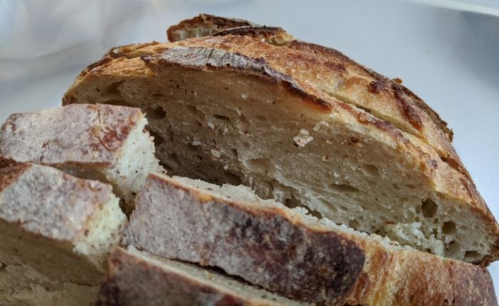 Sourdough bread (freshstarter!)